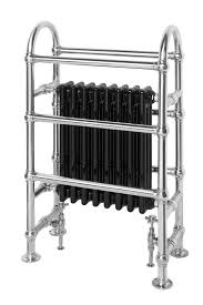 cheap bathroom radiators towel rails a traditional towel warmer with an integral radiator available in