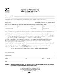 Power Of Attorney Forms Texas by Texas Power Of Attorney Form Free Templates In Pdf Word Excel