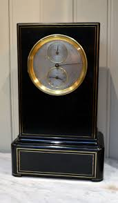 unusual equation of time table regulator clock c 1840 france