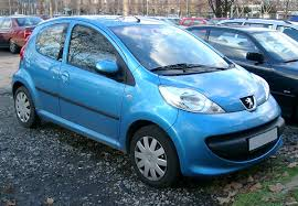peugeot used car values peugeot 107 wikipedia