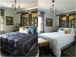 bedroom makeover spring bedroom makeover