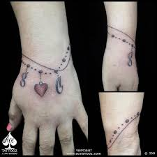 bracelet designs tattoo images Tattoo ideas for womens wrist best tattoo studio in mumbai india jpg