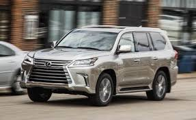 where do they lexus cars lexus lx reviews lexus lx price photos and specs car and driver
