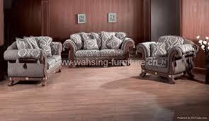 Leather And Fabric Living Room Sets Beautiful Solid Wood Sofa Set Furniture Ideas Liltigertoo