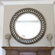 Decorative Mirrors For Living Room by Round Wall Mirrors Decorative Shenra Com