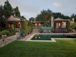 spanish style ranch homes courtyard designs spanish style house plans with unique courtyard