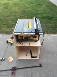 diy table saw stand with wheels img 0643 jpg