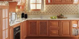 cherry wood kitchen ideas rural cherry wood kitchen cabinet op15 s04 oppein the