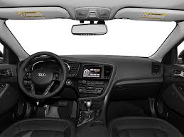 Kia Optima 2015 Interior 2013 Kia Optima Hybrid 4dr Sdn 2 4l Auto Lx Overview Roadshow