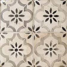 vintage looking faded spanish tile moroccan tile pinterest