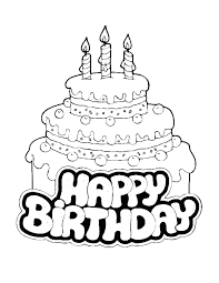 coloring pages for birthdays printables happy birthday coloring sheets cprrecovery com