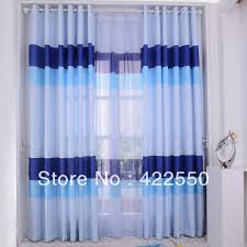 Curtains For Boys Room 4 Types Of Blue Bedroom Curtains