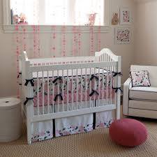 Purple And Aqua Crib Bedding Bedroom Nursery Ideas For Pink And Grey Interior Pink And