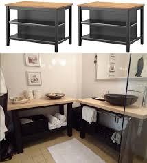 idee meuble cuisine salle de bain avec meuble en bois trendy charmant meuble salle de