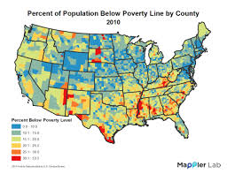 us censu bureau poverty map us census bureau gis use in health healthcare
