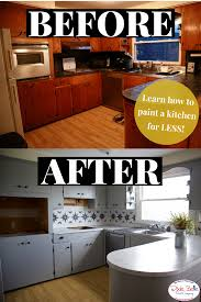 how to paint cabinets properly how to paint cabinets and counter tops with chalk mineral