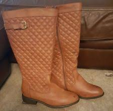 womens size 9 eee boots womens wide leg boots in boots ebay