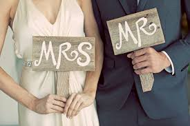 mr and mrs wedding signs wedding signs from etsy personalized wedding ideas mr mrs rustic
