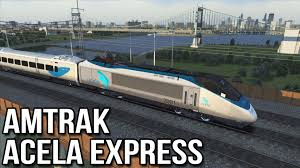 New York Amtrak Stations Map by Ts2015 New York To New Haven Amtrak Acela Express Youtube