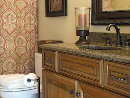 bathroom remodel splurge vs save hgtv mid range solid surface countertops