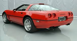 1990 chevy corvette capsule low mileage 1990 chevrolet corvette zr1 up for sale