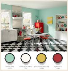 retro kitchen ideas great 50s style kitchen and best 10 modern retro kitchen ideas on