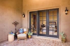 8 Ft Patio Door Patio Door Swinging Wood Adobe Style 800x600f Glass Rite