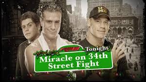 Miracle On 34th Lucha Completa John Cena Vs Alberto Del Rio Miracle On 34th