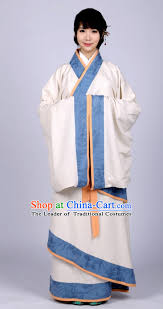 costume chinese costumes hanfu han dynasty ancient china scholar