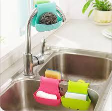sink racks kitchen accessories 3 color kitchen sink rack organizer sponge accessories storage box