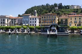 file bellagio hotel du lac from lake como jpg wikimedia commons