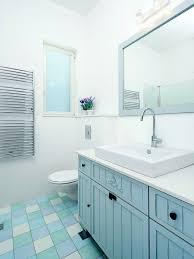 Vintage Blue Cabinets Vintage Blue Bathroom Tile Houzz