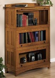 Mission Bookcase Plans Globe Wernicke 3 4 Size 25