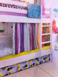 girls bed tent bunk bed curtains what i want to create soon pinterest bunk