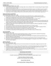 awesome collection of executive management resume samples about