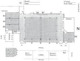 floor plan grid template drawing paper template