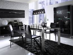 dining room 34 classic dining room with leather chairs and