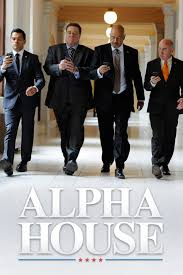 house tv series alpha house tv review hollywood reporter