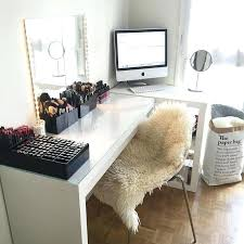 how to make vanity desk makeup desk with lights modern dressing table with mirror make a