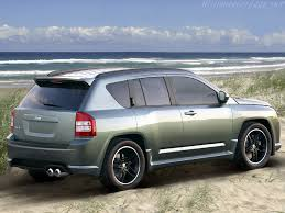 jeep compass side jeep compass rallye concept high resolution image 3 of 6