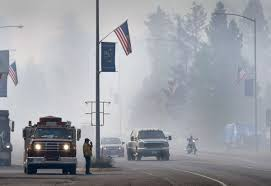 Wildfire Update by Western Montana Fires Update Missoula Area In For Another Week Of