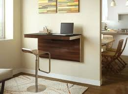 Wall Secretary Desk Wall Mounted Drop Desk Drawing Intended For Stylish Residence