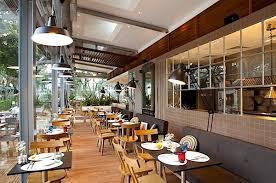 Brown Cafe Decoration Book Cafe Interior Design Modern Style Cozy - Modern cafe interior design
