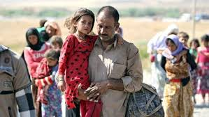 victims in iraq christians and yazidi desperately need