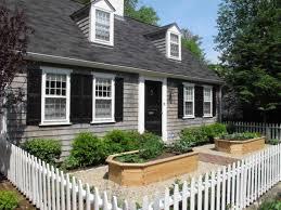 houses with white picket fences unusual bathroom vanities back