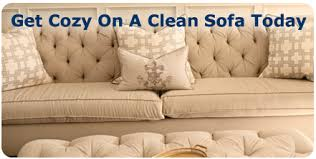 Steam Clean Sofa by Ogden Carpet Cleaning Service