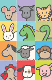 2012 chinese new year wallpapers wanart 2012 poster of zodiac zoo bringing up baby pinterest