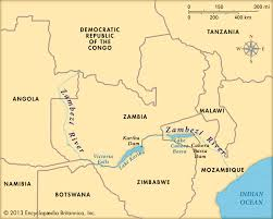 Congo River Map Image Gallery Of Limpopo River Africa Map