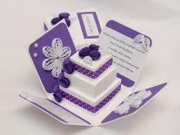 thiệp handmade nổ hộp mời kỷ niệm ngày cưới sinh nhật quilling