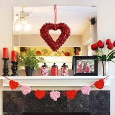 s day home decor splendid ideas valentines day home decor 27